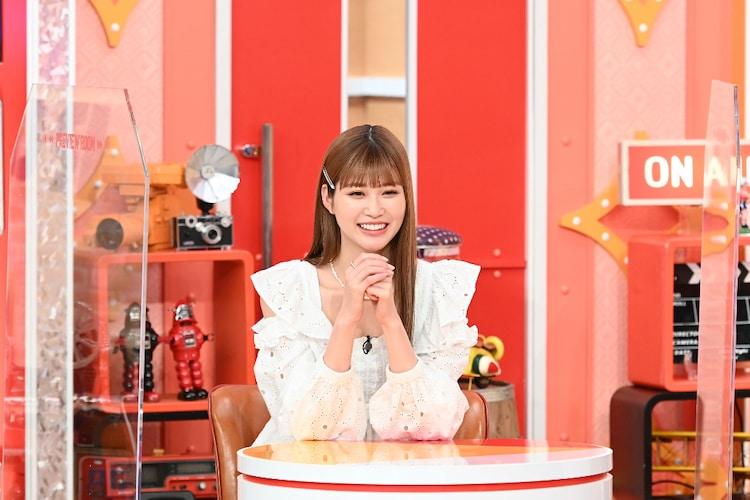 生見愛瑠 (c)TBS