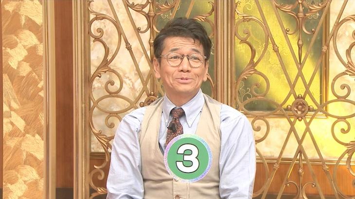 くりぃむしちゅー上田 (c)テレビ朝日