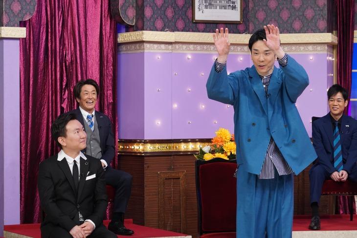 かまいたち (c)日本テレビ