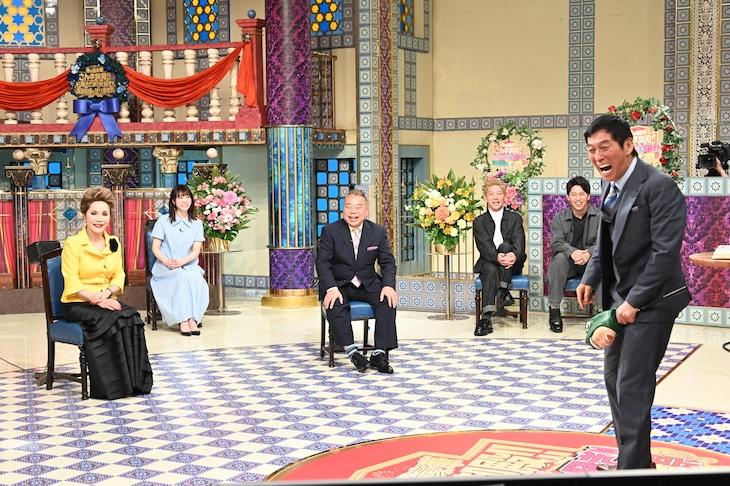 「踊る!さんま御殿!! 3時間SP」のワンシーン。(c)日本テレビ