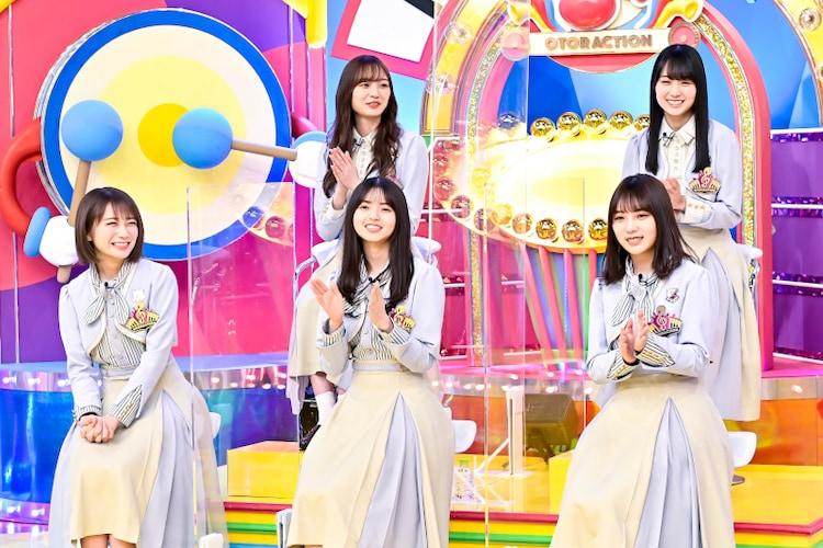 乃木坂46チーム (c)TBS