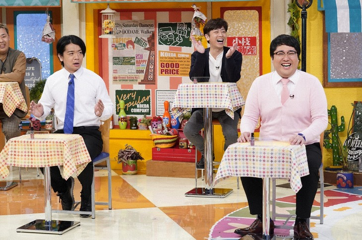 マヂカルラブリー (c)読売テレビ