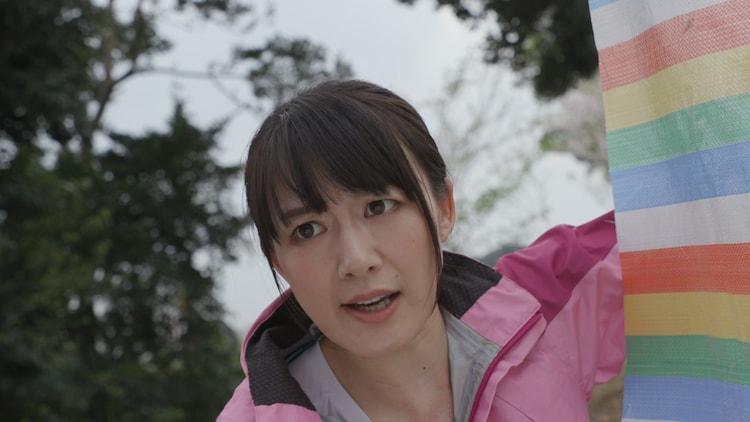 大島由香里 (c)日本テレビ