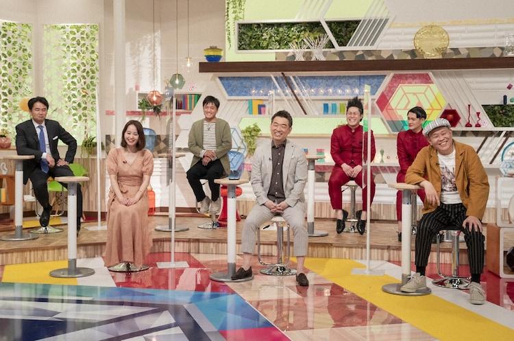 「今田耕司のネタバレMTG」のワンシーン。(c)読売テレビ