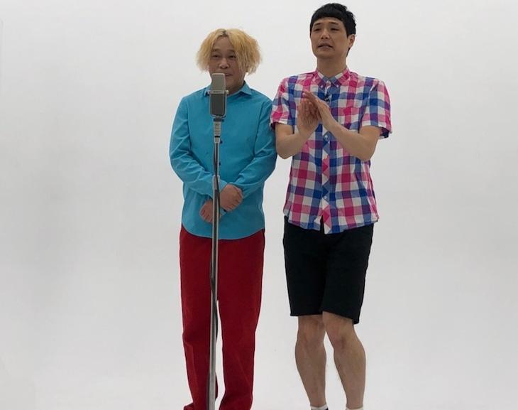「もう中TV」のワンシーン。(c)静岡朝日テレビ