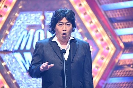 「ものまねグランプリ ガチの歌ものまねNo.1決定戦」より。(c)日本テレビ