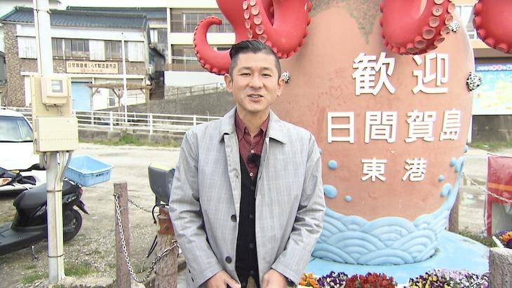 「相席食堂」に出演する笑い飯・哲夫。(c)ABCテレビ