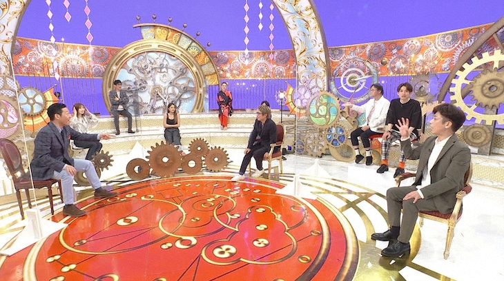 「1周回って知らない話&今夜くらべてみました合体 芸能界の気になる!3時間SP」より。(c)日本テレビ