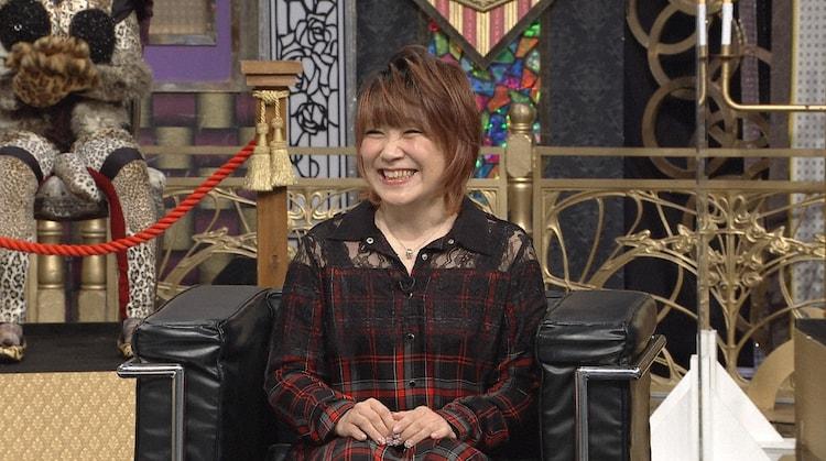 松本梨香 (c)日本テレビ