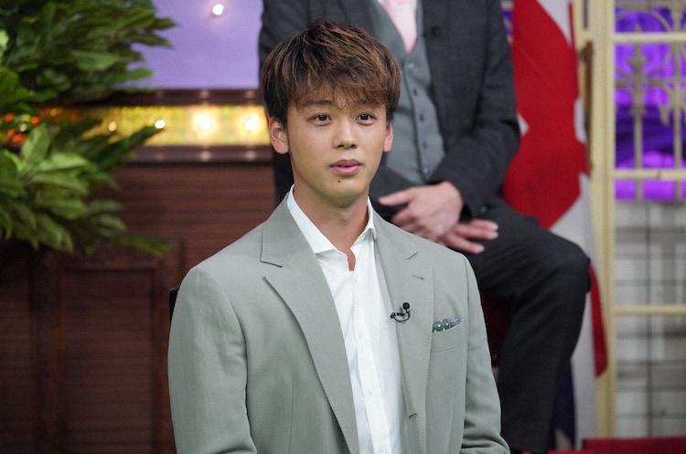 竹内涼真 (c)日本テレビ