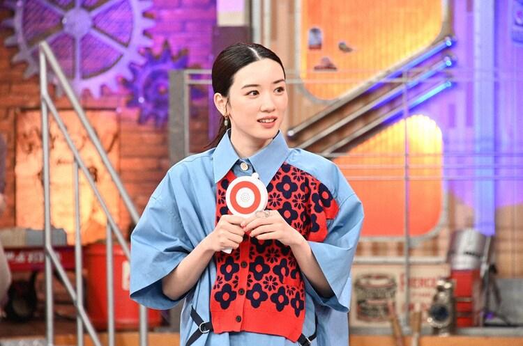 永野芽郁 (c)日本テレビ