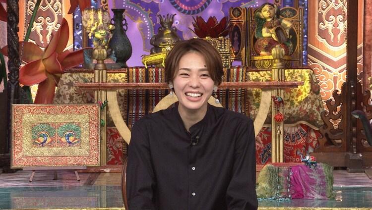 迫田さおり (c)日本テレビ