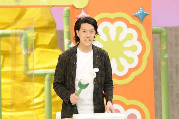 霜降り明星・粗品 (c)ABCテレビ