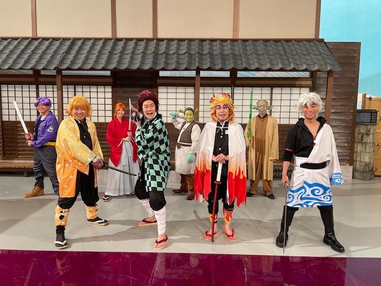 「変幻自在 スクイーズ!」より。(c)日本テレビ