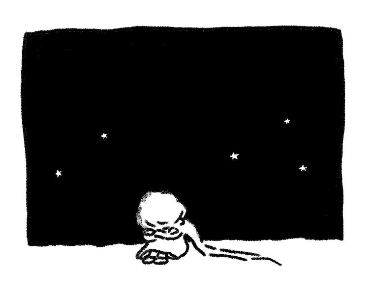 「星の王子さま」より。