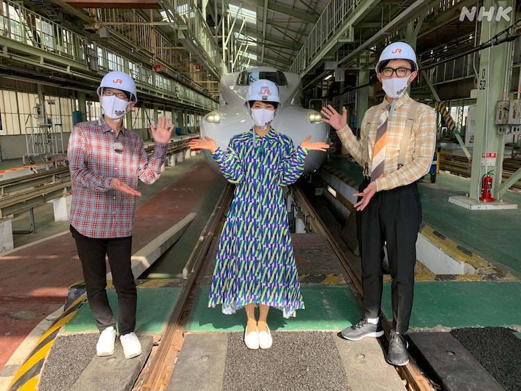 「鉄オタ選手権~JR東海 東海道新幹線の陣~」より。