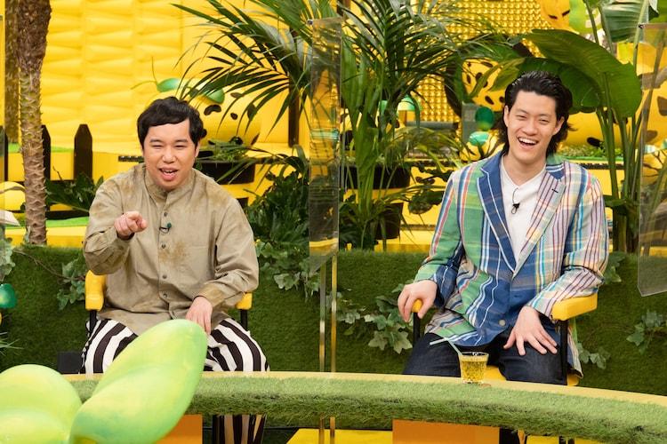 霜降り明星 (c)テレビ朝日