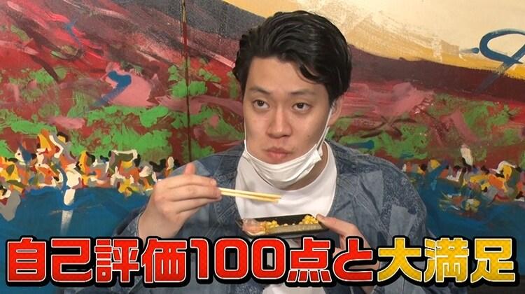 霜降り明星・粗品 (c)静岡朝日テレビ