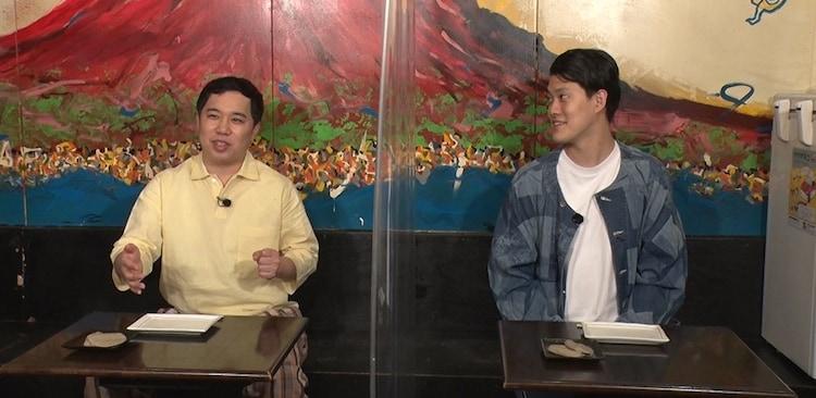 霜降り明星 (c)静岡朝日テレビ