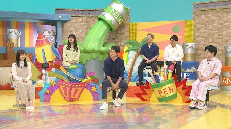 「ザ!世界仰天ニュース」のワンシーン。(c)日本テレビ