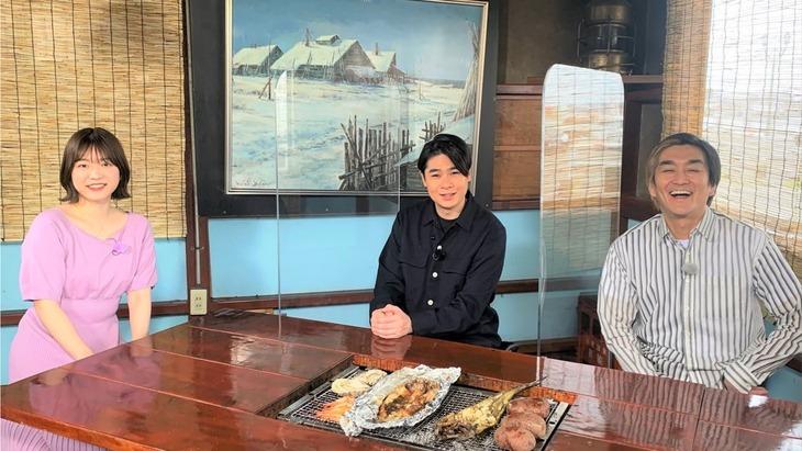 「道スタ外伝 ~179の魅力お届けします~」より。(c)NHK