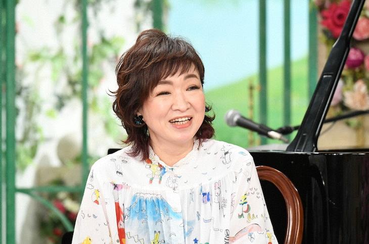 清水ミチコ (c)テレビ朝日