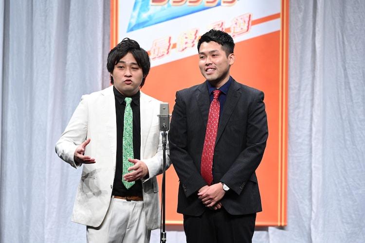 ダブルヒガシ (c)ABCテレビ
