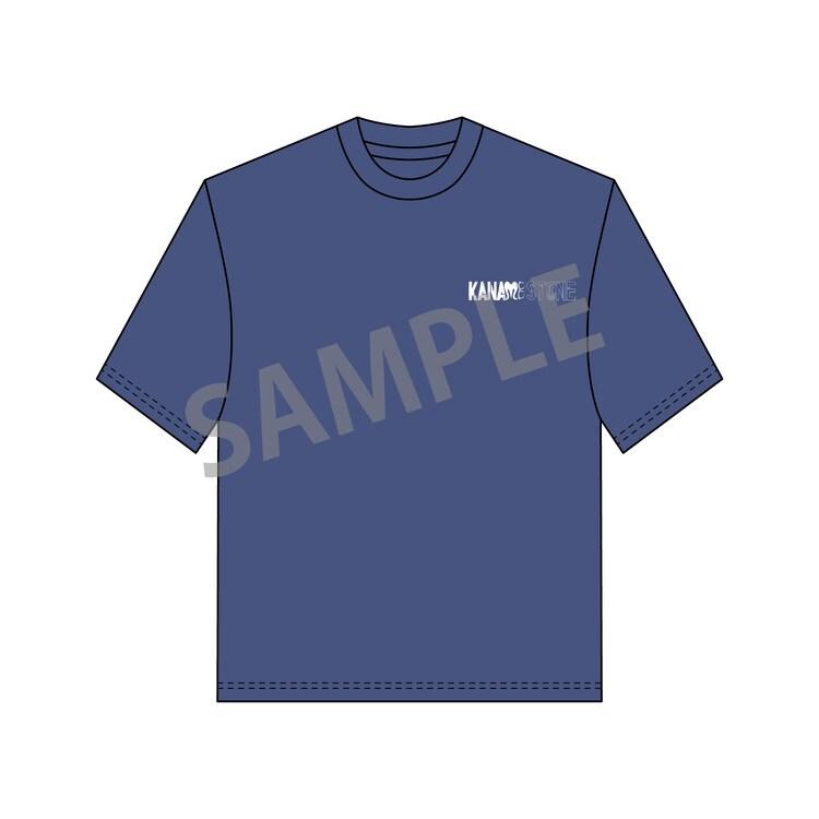 カナメストーンTシャツ(表面)