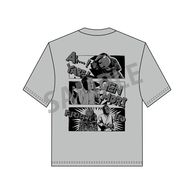 サスペンダーズTシャツ(背面)