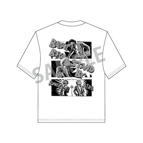 三四郎Tシャツ(背面)