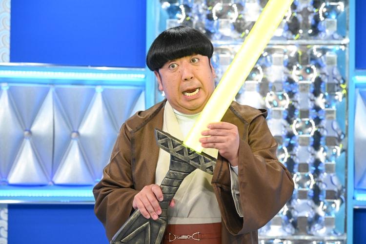 バナナマン日村 (c)TBS