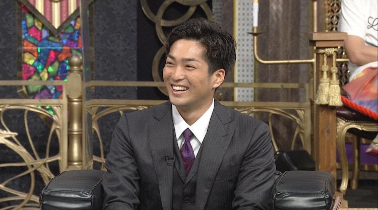 田代将太郎 (c)日本テレビ