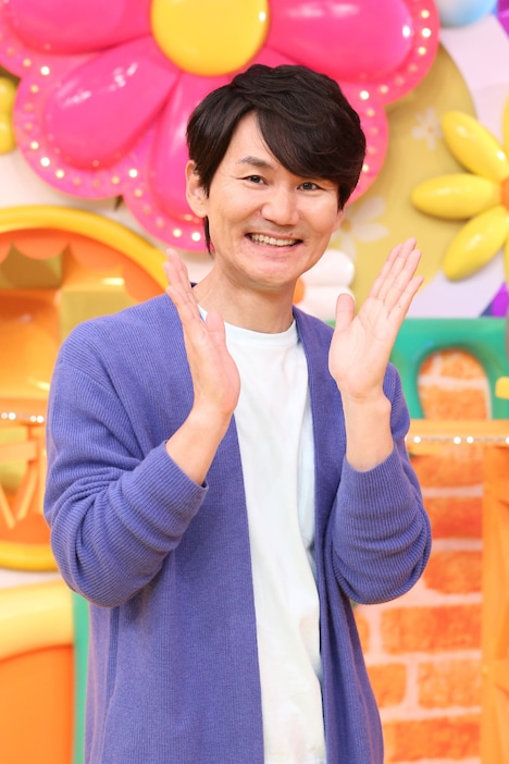 南原清隆 (c)日本テレビ