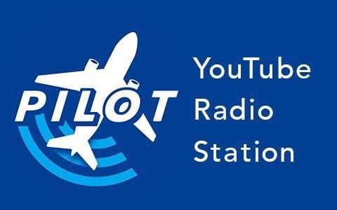 「YouTubeラジオ局PILOT」イメージ