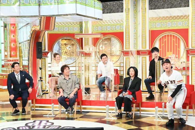 「中居正広のキンスマスペシャル」のワンシーン。(c)TBS