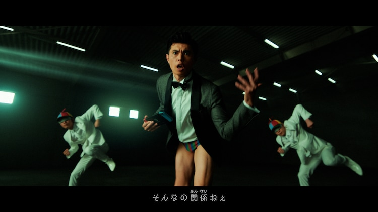 CM「ラップデュエル♪」編より。