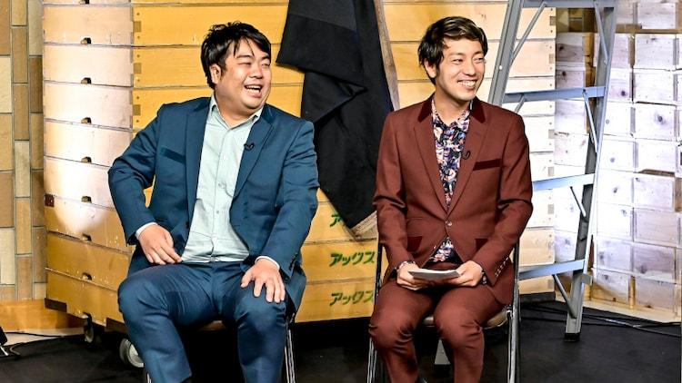 わらふぢなるお (c)TBS