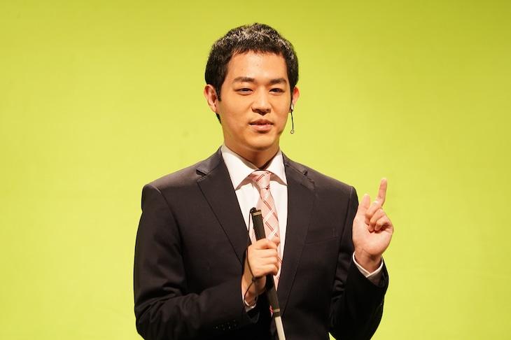 濱田祐太郎 (c)日本テレビ