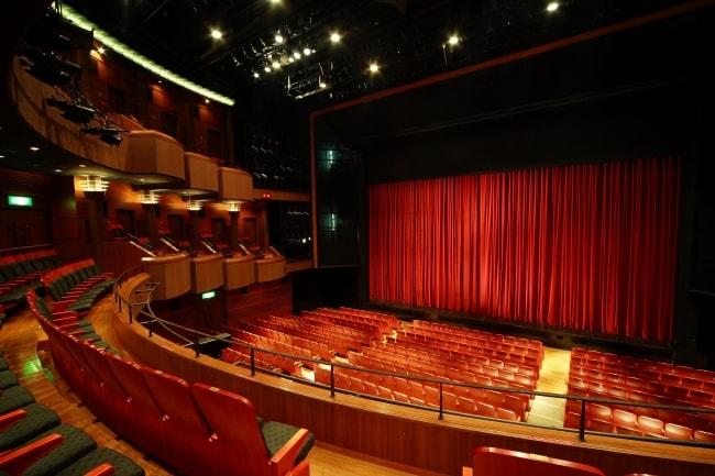 劇場内観のイメージ。