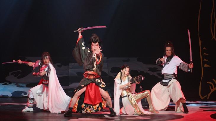 「五右衛門ロック」 (c)2009 ヴィレッヂ/劇団☆新感線