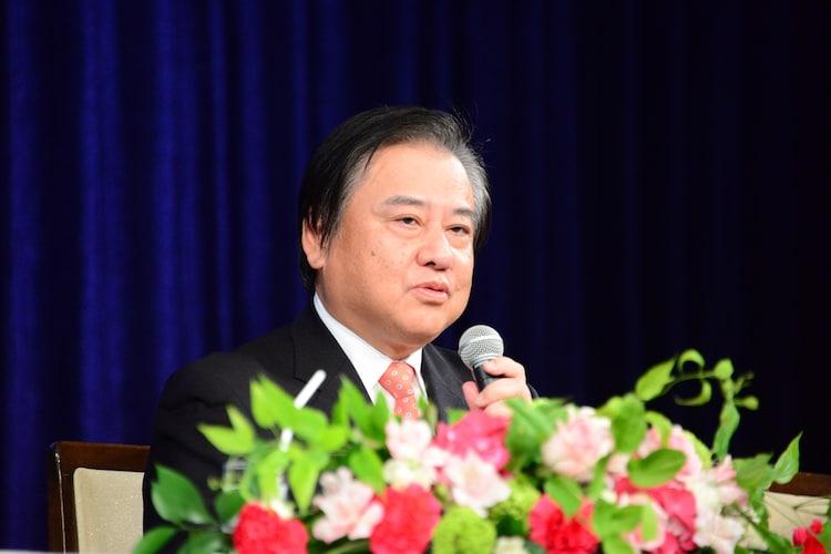 三井住友カード株式会社代表取締役社長の久保健。