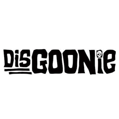 ディスグーニーのロゴ。