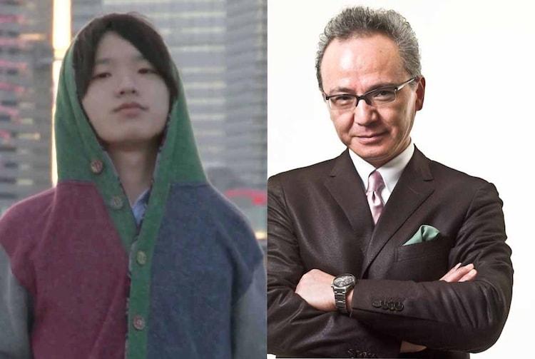 左から、加藤拓也、売野雅勇。
