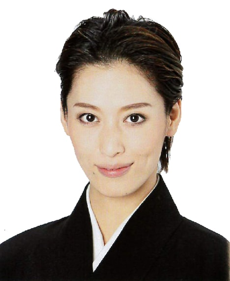 月城かなと (c)宝塚歌劇団