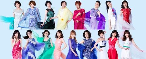 """「麗人REIJIN Season2 """"Festa""""」ビジュアル"""