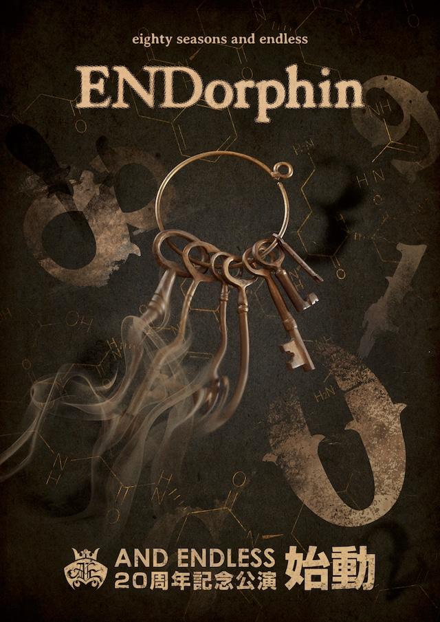 「eighty seasons and endless『ENDorphin』」ビジュアル