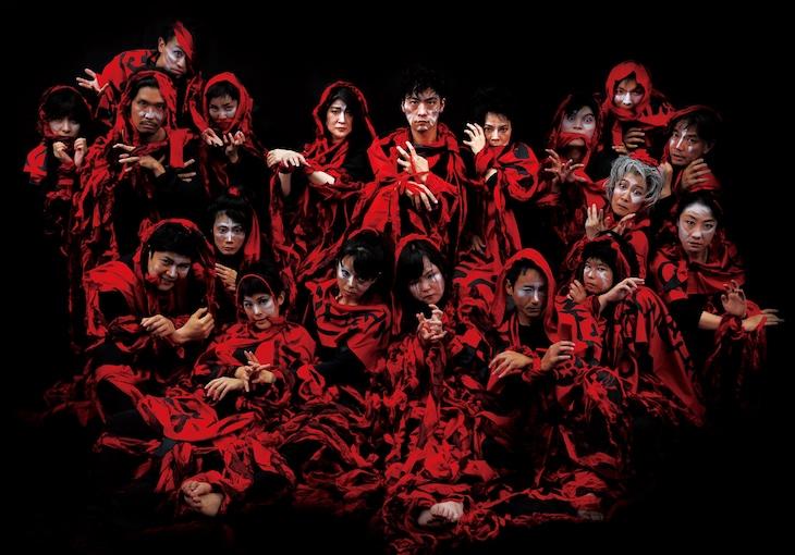 劇団桟敷童子「モグラ…月夜跡隠し伝…」ビジュアル