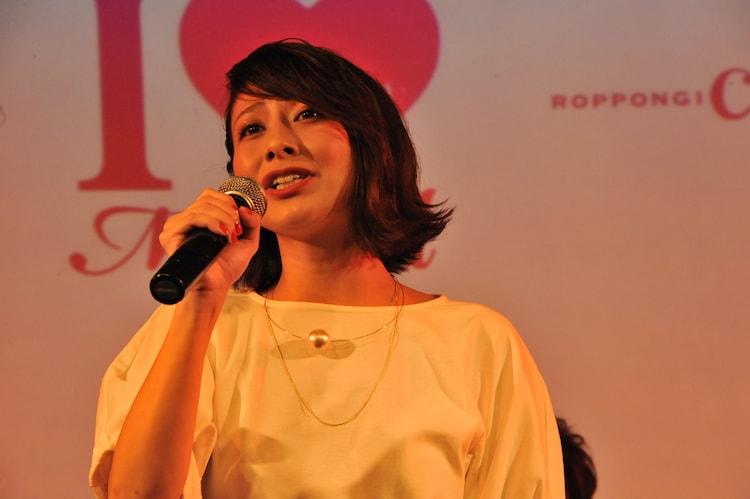 大塚千弘は「エリザベート」より「私だけに」を披露。