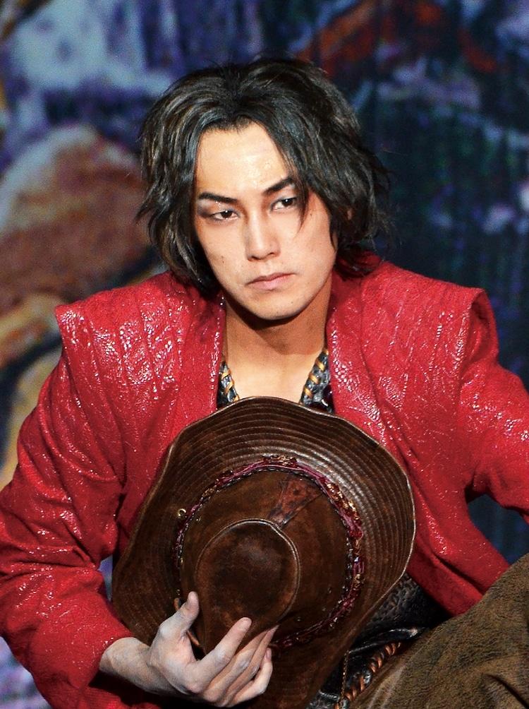 シネマ歌舞伎「スーパー歌舞伎II ワンピース」より、福士誠治演じるエース。