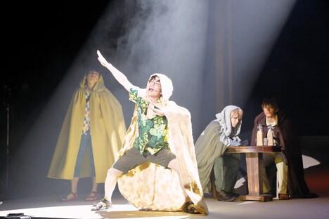 「魔劇『今日から(マ)王!』~魔王暴走編~」ゲネプロの様子。